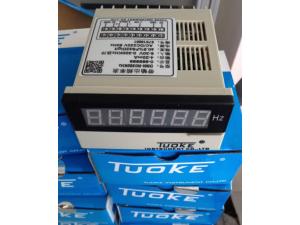 上海托克DB6I-PRO300KHZ带变送频率转速线速度表