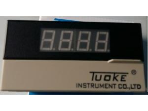 上海托克DB3-SVA1B智能数显传感器专用表
