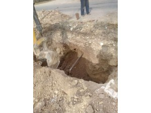 北京通州电力管道非开挖过路施工/铁管套管过路施工
