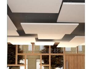 600*600阻燃天花板 岩棉玻纤吸音板 质量保证 屹晟建材