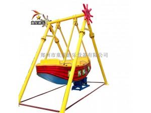 新型小型游乐设备迷你海盗船厂家直销