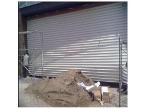 天津市钢结构卷帘门快速门定制安装