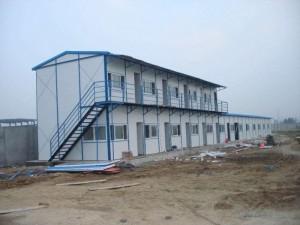 天津市塘沽区钢结构彩钢房承接定制安装