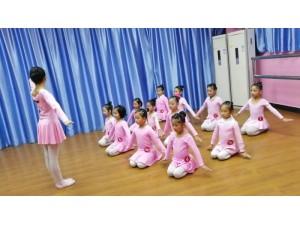 少儿学习舞蹈的好处 三水少儿拉丁舞中国舞