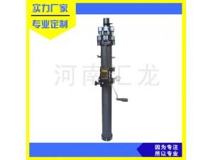 汇龙定制监控摄像头升降杆价格 2-20米手电动消防车升降杆