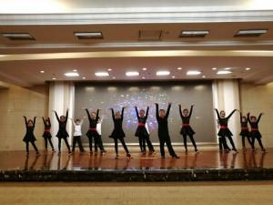 三水婧姿舞蹈中心 少儿拉丁舞中国舞培训考级