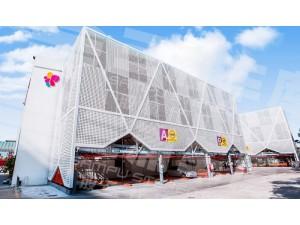 南京回收机械垂直循环停车设备收购二手立体车库