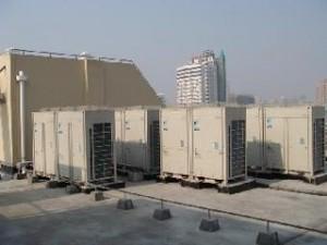 北京二手空调中央空调旧空调制冷设备二手货架音响设备家具回收
