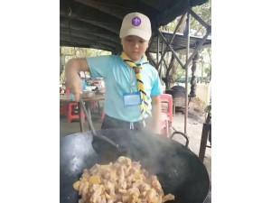万物复苏带着孩子到深圳农家乐游玩