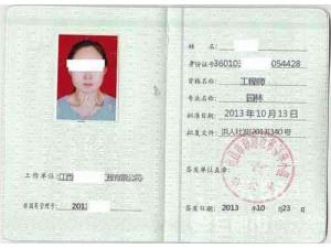 四川省2019年代评各类初中高级工程师公有制职称