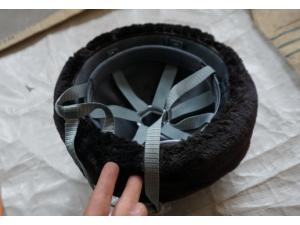 玻璃钢棉安全帽金河电力厂家直销