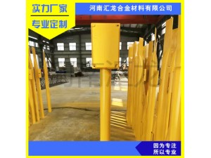 汇龙批发1米玻璃钢测试桩 电流测试桩价格 燃气管道智能测试桩