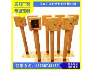河南生产管道智能测试桩绝缘接头测试桩 1米2米防爆电位测试桩