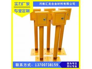 汇龙2米电流测试桩 电流断电电位测试桩 阴极保护测试桩价格
