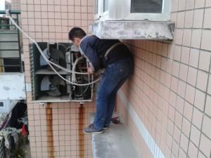 湖州南浔练市空调维修拆装怎么收费?
