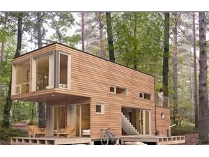 厂家直销耐候钢可移动集装箱房屋