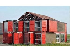 厂家直销定制可移动集装箱房屋