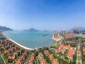 广东惠州富力湾为什么火爆,都看中以后的前景?