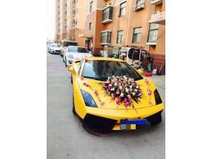 西安宝马3系婚车头车租赁价格多少钱