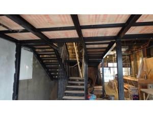 房山区阁楼安装钢结构阁楼制作室内夹层搭建价格