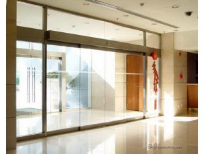 丰台区安装电动玻璃门 维修电动门快速上门