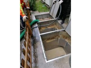 上海虹口化粪池清理 虹口隔油池清理 上海虹口油水分离器清洗
