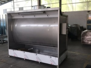 長春優質水簾柜 廢氣處理設備 在行業中的應用