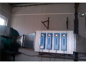 長春廢氣處理設備 UV光氧催化 在行業中的應用