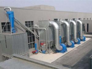 長春中央除塵設備 木工除塵設備 在行業中的應用