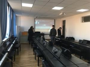 電鋼琴教室管理系統電鋼琴教室系統