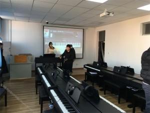 电钢琴智能演示系统电钢琴控制管理系统
