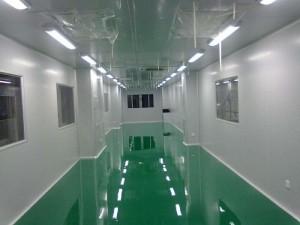 深圳洁净车间装修公司沙井工业厂房规划装修