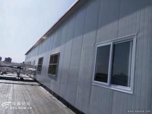 北京大兴区彩钢房安装彩钢板搭建