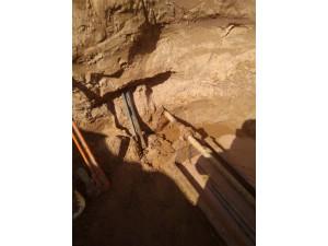 北京大兴区水管管道非开挖过路顶管安装施工