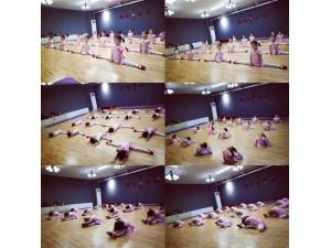 少儿中国舞 少儿形体舞 宁波哪里可以学形体舞蹈