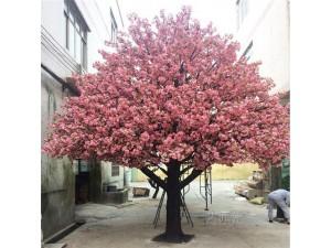 天津出售仿真树订做批发假树厂家