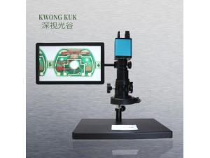 新品上市 高清大视野视频显微镜SGO-H500DX