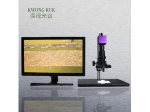 视频显微镜 HDMI 高清晰拍照电子数码显微镜