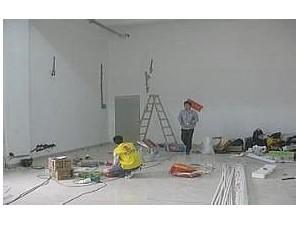 宝山区厂房墙面粉刷,修补,改色,刮腻子刷漆翻新刷