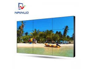 55寸超窄边0.99mm液晶拼接屏、耐诺液晶拼接大屏55寸