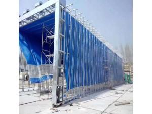 杭州伸缩移动式喷漆房 环保喷漆废气处理成套设备 治理方案