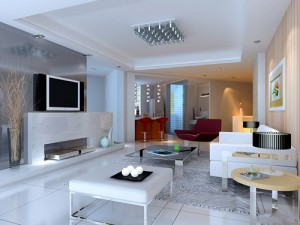 潍坊风水大师王易明-装修风水设计-如何运用坐向搭配客厅颜色?