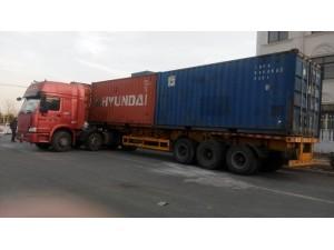 西非运输专线