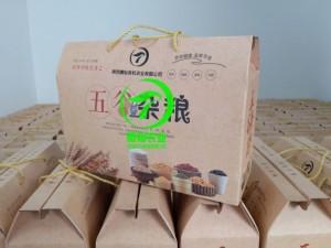 杨凌五谷杂粮---精美礼盒送人首选