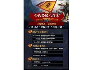 上市公司合作品牌上海泽惠期权招商