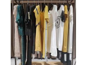 拉素塔她女装品牌折扣店专柜正品货源渠道