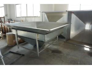 不锈钢双面料槽-硕利-不锈钢料槽