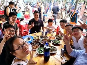 深圳观澜农家乐可以野炊烧烤的地方推荐