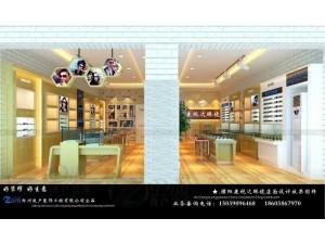 郑州迪卢装饰 专业眼镜店面装修设计 眼镜店柜台厂家直销