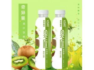 PET瓶奇异果汁饮料500ml15瓶装菓匠湖北招商加盟